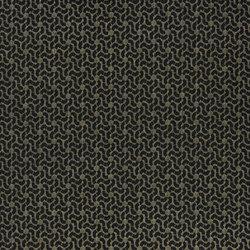 Castellani Fabrics | Morisset - Charcoal | Tissus pour rideaux | Designers Guild