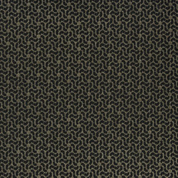 Castellani Fabrics | Morisset - Charcoal | Curtain fabrics | Designers Guild