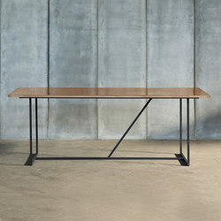 Messing | Tables de repas | Heerenhuis