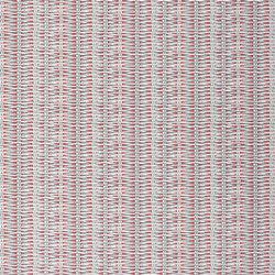 Nouveaux Mondes Fabrics | Barbade - Papaye | Tissus pour rideaux | Designers Guild