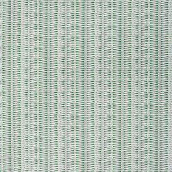 Nouveaux Mondes Fabrics | Barbade - Malachite | Tissus pour rideaux | Designers Guild