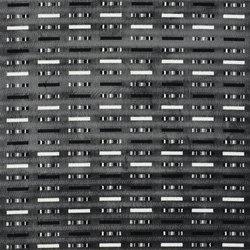 Culswick Fabrics | Collston - Noir | Tissus pour rideaux | Designers Guild