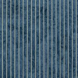 Culswick Fabrics | Millbreck - Azure | Tissus pour rideaux | Designers Guild
