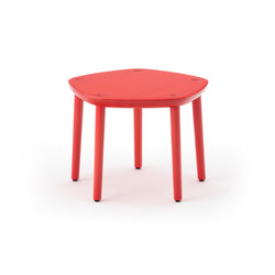 Five Stool Red | Poufs | Meetee