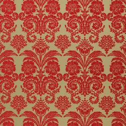 Ferrara Fabrics | Ferrara - Scarlet | Tessuti tende | Designers Guild