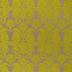 Ferrara Fabrics | Ferrara - Lime | Tejidos para cortinas | Designers Guild