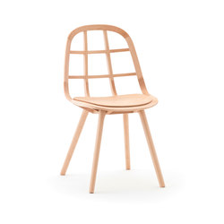 Nadia Chair Natural | Chaises de restaurant | Meetee