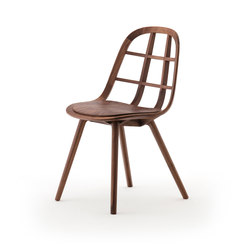 Nadia Chair WN | Chaises | Meetee