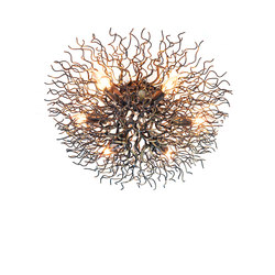 Hollywood ceiling lamp round | Iluminación general | Brand van Egmond