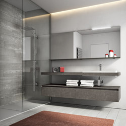 Cubik 06 b | Vanity units | Idea Group