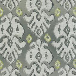 Molveno Fabrics | Cecita - Lime | Curtain fabrics | Designers Guild