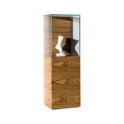 Nest wall free standing | Display cabinets | Sovet
