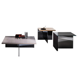 Regolo Square Coffee Table | Lounge tables | Sovet