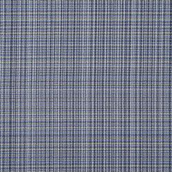 Tweed Fabrics   Tattersall - Cobalt   Curtain fabrics   Designers Guild