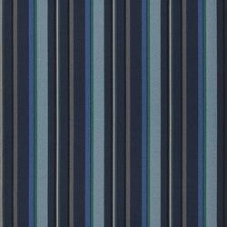 Tweed Fabrics | Webbing Stripe - Indigo | Vorhangstoffe | Designers Guild