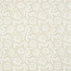 Havana Fabrics | Rosario - Chalk | Curtain fabrics | Designers Guild