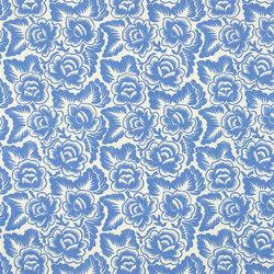Havana Fabrics | Rosario - Cobalt | Tissus pour rideaux | Designers Guild
