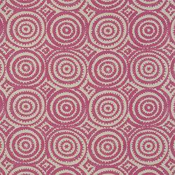 Havana Fabrics | Corales - Fuchsia | Tissus pour rideaux | Designers Guild