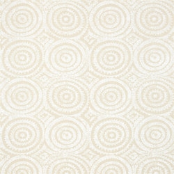 Havana Fabrics | Corales - Chalk | Tessuti tende | Designers Guild