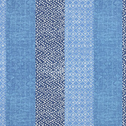 Havana Fabrics | Laguna - Cobalt | Vorhangstoffe | Designers Guild