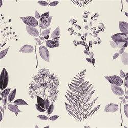 Kaori Fabrics | Jindai - Heather | Curtain fabrics | Designers Guild