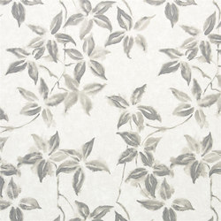 Kimono Blossom Fabrics | Hayashi - Cocoa | Tessuti tende | Designers Guild