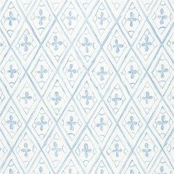 Kimono Blossom Fabrics | Tasuki - Delft | Curtain fabrics | Designers Guild