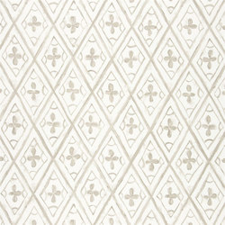 Kimono Blossom Fabrics | Tasuki - Linen | Tessuti tende | Designers Guild