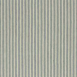 Lavandou Fabrics | Mandelieu - Cobalt | Tissus pour rideaux | Designers Guild