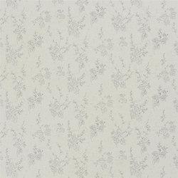 Lavandou Fabrics | Clover - Chalk | Curtain fabrics | Designers Guild