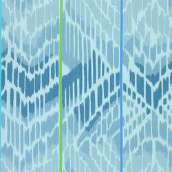 Madhuri Fabrics | Bandala - Celadon | Tissus pour rideaux | Designers Guild