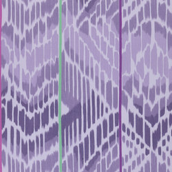 Madhuri Fabrics | Bandala - Amethyst | Curtain fabrics | Designers Guild