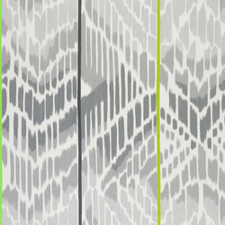 Madhuri Fabrics | Bandala - Graphite | Tejidos para cortinas | Designers Guild