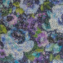 Madhuri Fabrics | Palasini - Cobalt | Tissus pour rideaux | Designers Guild