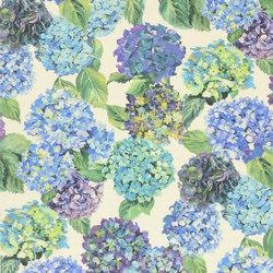 Madhuri Fabrics | Sudara Lino - Azure | Curtain fabrics | Designers Guild