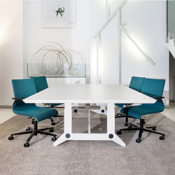 unit | Meeting room tables | planmöbel