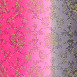 Madhuri Fabrics | Sukumala - Fuchsia | Tissus pour rideaux | Designers Guild