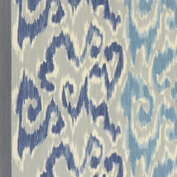 Madhuri Fabrics | Sungadi - Celadon | Curtain fabrics | Designers Guild