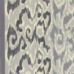 Madhuri Fabrics | Sungadi - Graphite | Tissus pour rideaux | Designers Guild