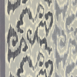 Madhuri Fabrics | Sungadi - Graphite | Curtain fabrics | Designers Guild