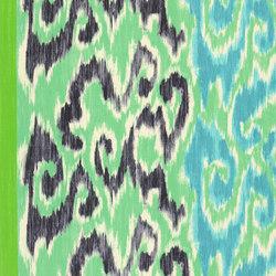 Madhuri Fabrics | Sungadi - Jade | Tissus pour rideaux | Designers Guild