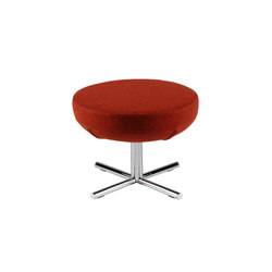 Round Pouffe | Poufs | B&T Design