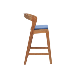 Play Barstool Low – A Grade Teak | Tabourets de bar | Wildspirit