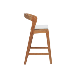Play Barstool Low – A Grade Teak | Taburetes de bar | Wildspirit