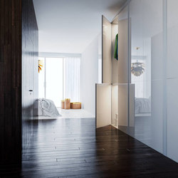 L'Invisibile Extra Cierres | Hinged doors | Linvisibile
