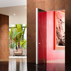 L'Invisibile Filo 10 Hinged door | Internal doors | Linvisibile