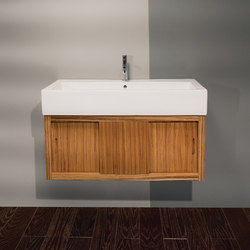 Aquagrande Undercounter Vanity 5460B | Armarios lavabo | Lacava