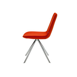 Pera | Visitors chairs / Side chairs | B&T Design