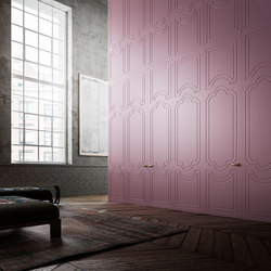 Alba | Hinged Door | Wardrobe doors | Linvisibile
