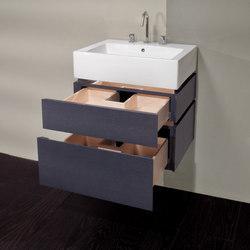 Aquagrande Undercounter Vanity 5464C | Mobili lavabo | Lacava